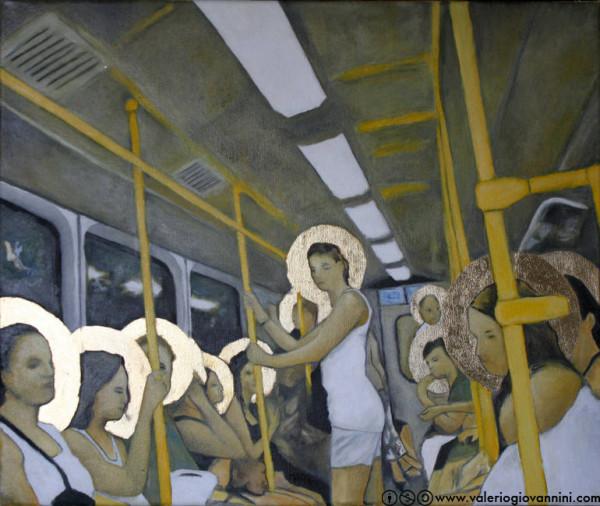 ValerioGiovanniniWhentheSaints600x500oilandgoldenleafoncanvas2010