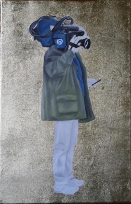 medium 40x60 Olio e orone su tela 2010 Valerio Giovannini